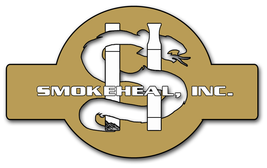 Smokeheal, Inc. logo
