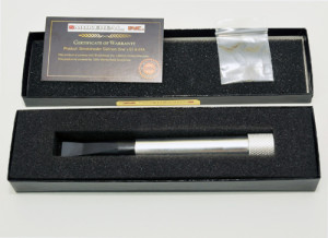 Smokehealer 'Cannon One' smoke-cooling cigarette holder